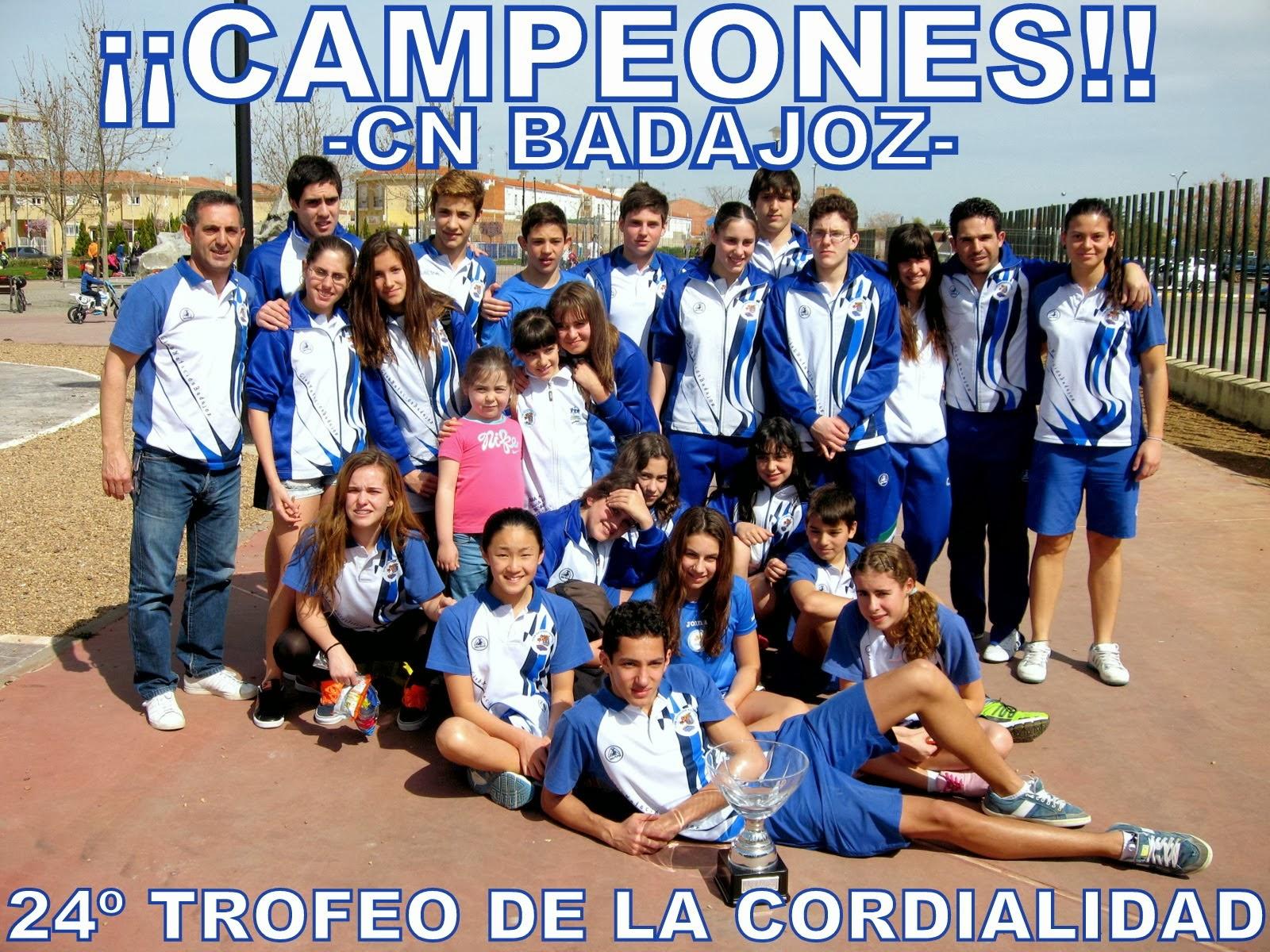 XXIV Trofeo de La Cordialidad.