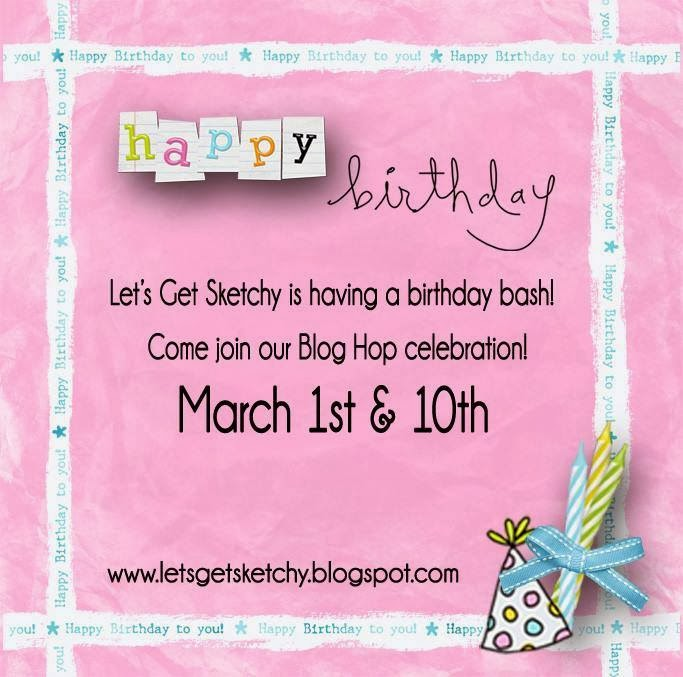 Let's Get Sektch Blog Hop Coming Soon!