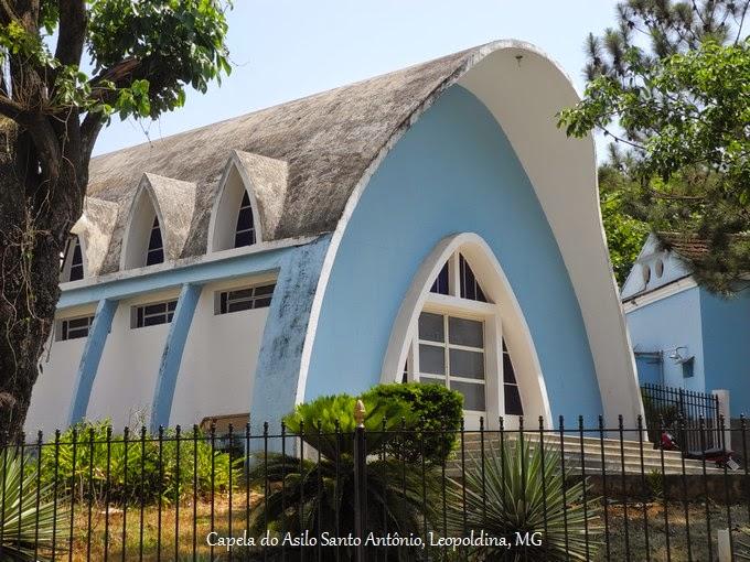 Asilo Santo Antônio, Leopoldina, Minas Gerais