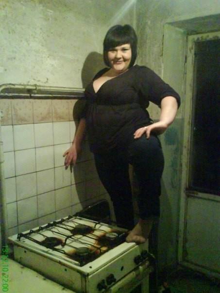 Частные фото толстых девушек
