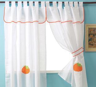 Coopaguhilo cortinas para cocina dormitorio y living - Cortinas para un comedor ...