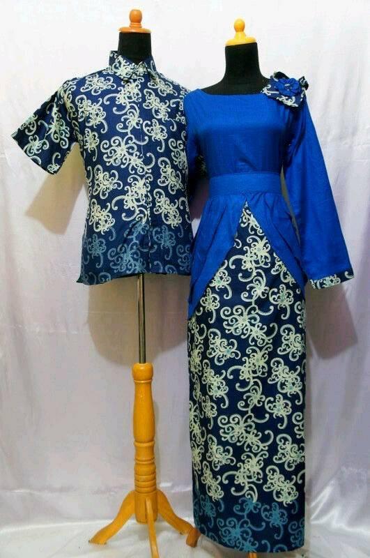 Baju Grosir Jogja Baju Batik Sarimbit Gamis Murah
