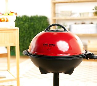 George Foreman Indoor Outdoor Grill!!