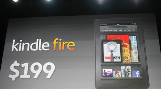 Amazon Kindle Fire Tablet Specifications