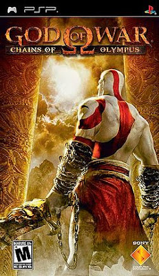 God of War: Chains of Olympus Cover Photo