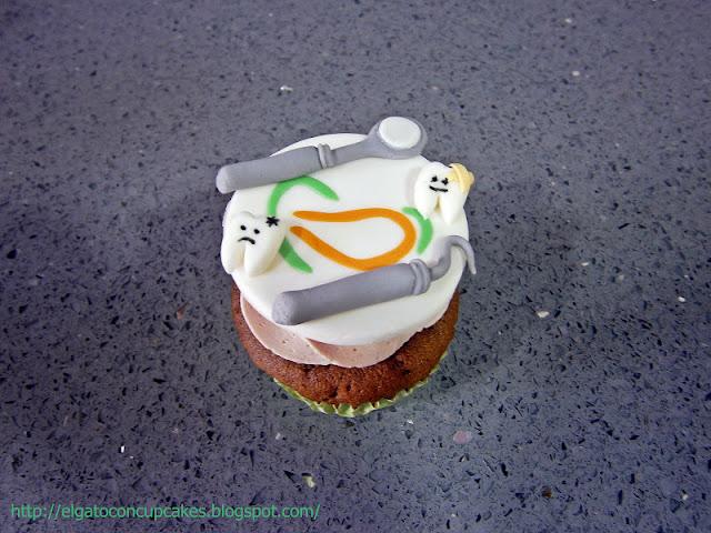 cupcakes dentista