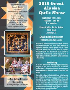 2018 Great Alaska Quilt Show