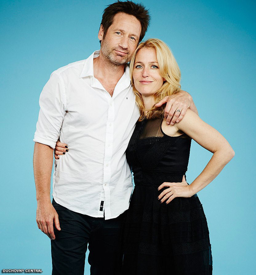 Duchovny Central : TV ...