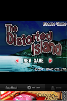 Escape Game: The Distorted Island