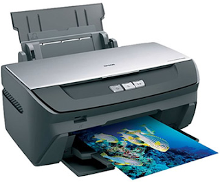 Free Download  Epson Stylus Photo R270 Printer