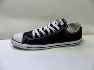 Sepatu Converse High Slim coklat murah,