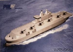 Ternyata Indonesia Mampu Membuat Kapal Induk.....!!! | http://indonesiatanahairku-indonesia.blogspot.com/