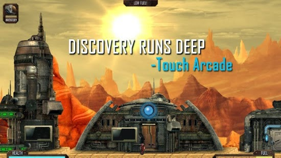 Game Android Mines of Mars APK + DATA