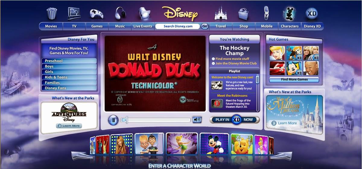 thiết kế web giải trí