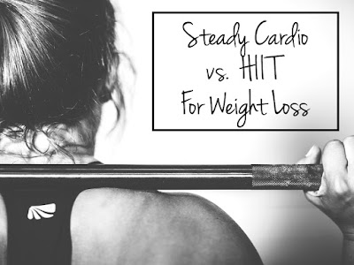Steady Cardio vs HIIT for weight loss