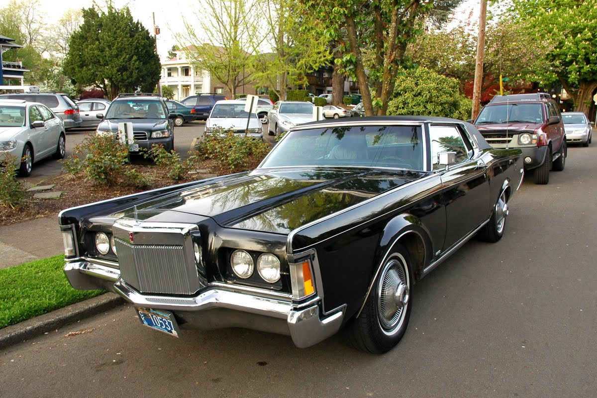 1969 Lincoln Continental Mark