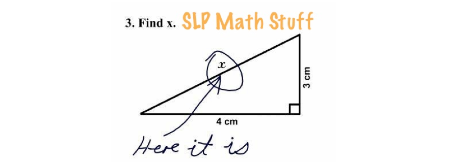 SLP Math Stuff