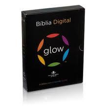 """""""Bíblia digital glow-Recurso tecnológicos á disposição do Reino de Deus""""."""