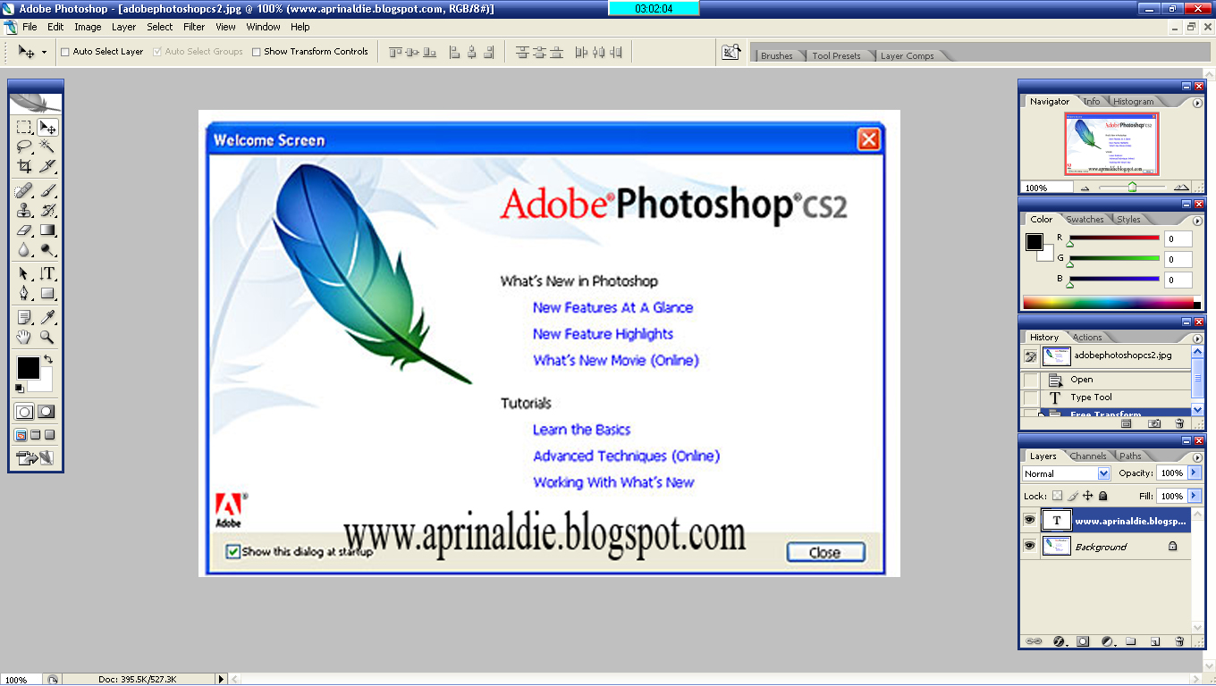 photoshop full version cs2 download free