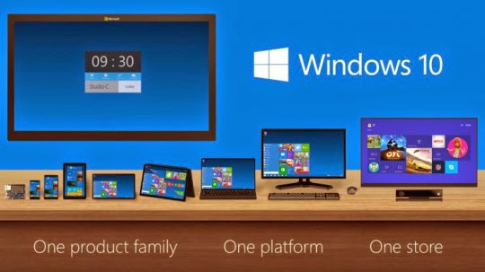 Windows 10 Technical Preview 32-bit & 64-bit Worldfree4u - Free Download Preview Version