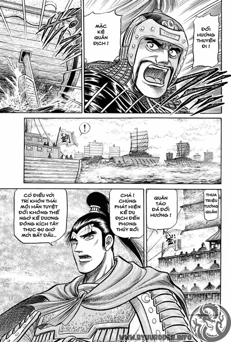 Chú bé rồng-Ryuuroden chap 37 Trang 24 - Mangak.info