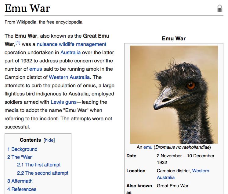 Ostracized Ostrich