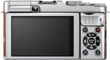 Fujifilm X-M1 3-Inch LCD
