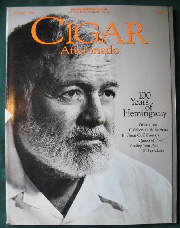 Timothy Hemingway: Hemingway Magazine coversls-magazine