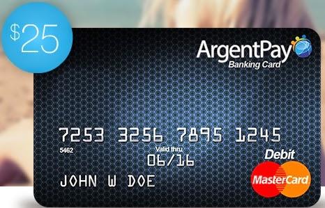 novità per Argent Global Network - carta di credito