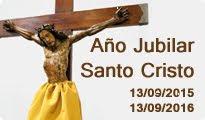 AÑO JUBILAR SANTO CRISTO