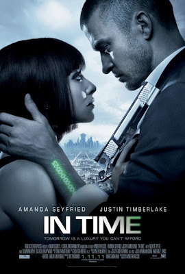 Watch In Time 2011 BRRip Hollywood Movie Online | In Time 2011 Hollywood Movie Poster