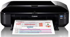 Canon PIXMA iX6500 Driver Free Download