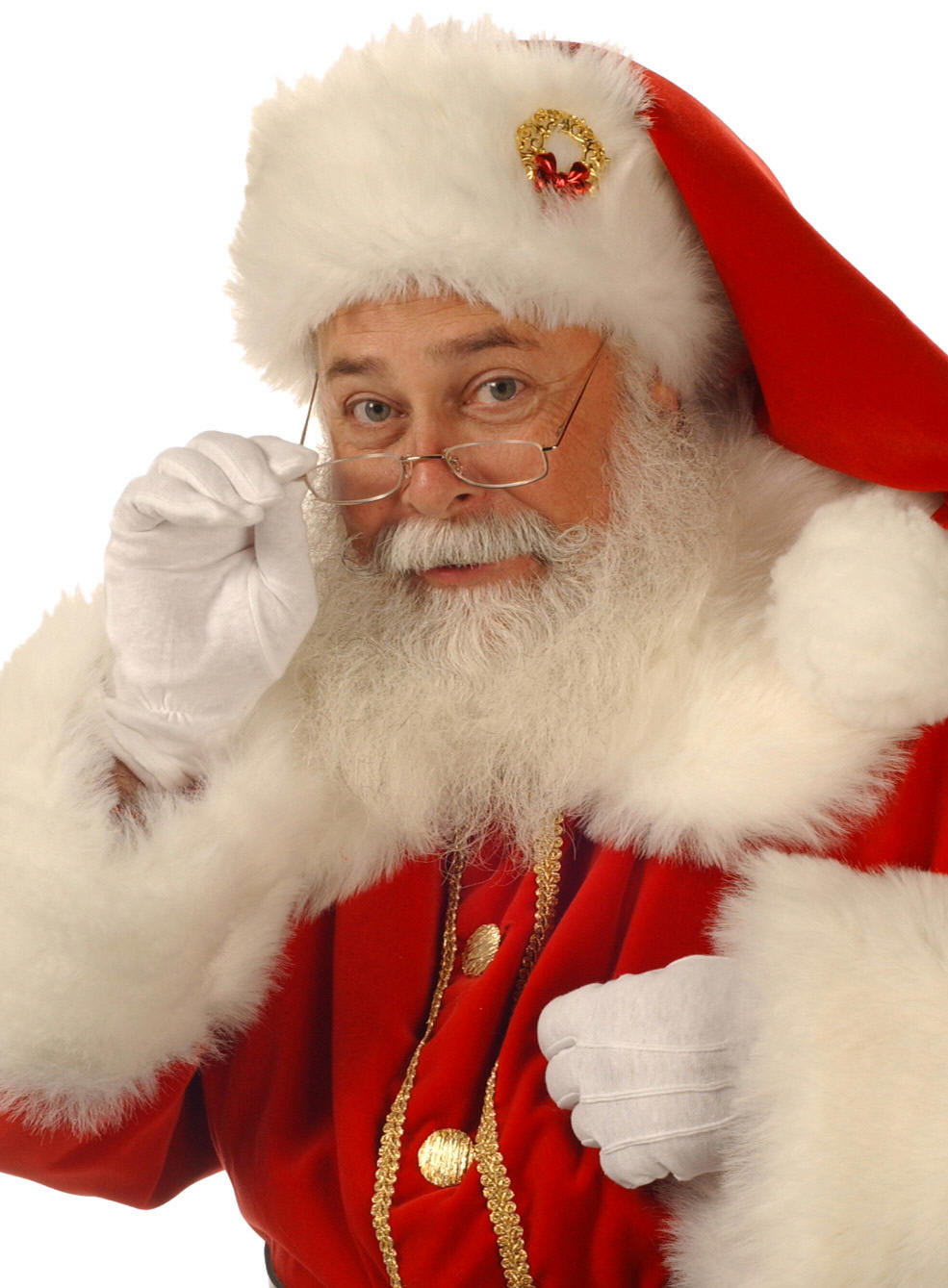 Free wallpaper santa claus