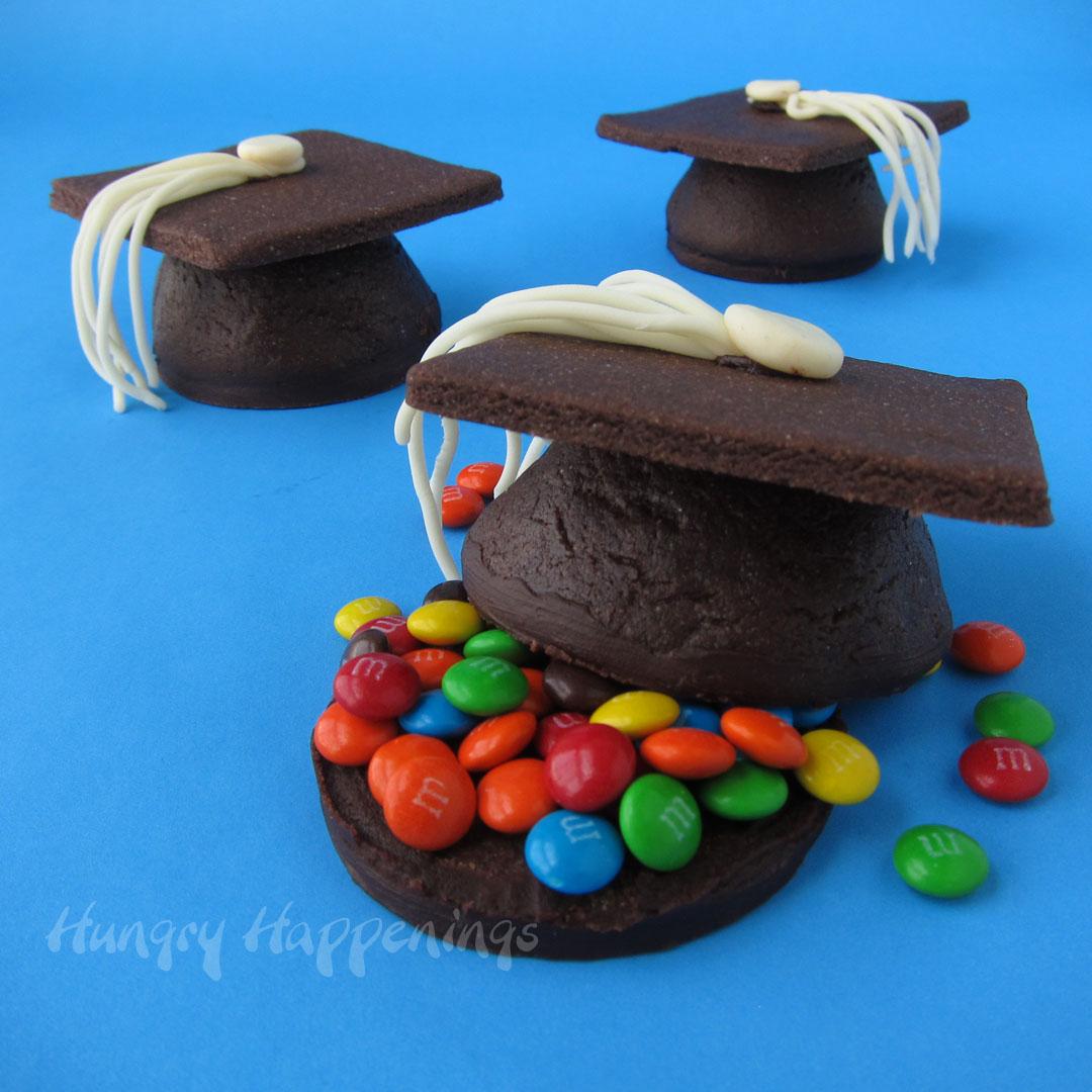 Graduation Party Menu Template