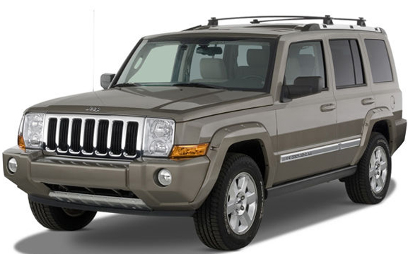 2007 Jeep mander New Jeep