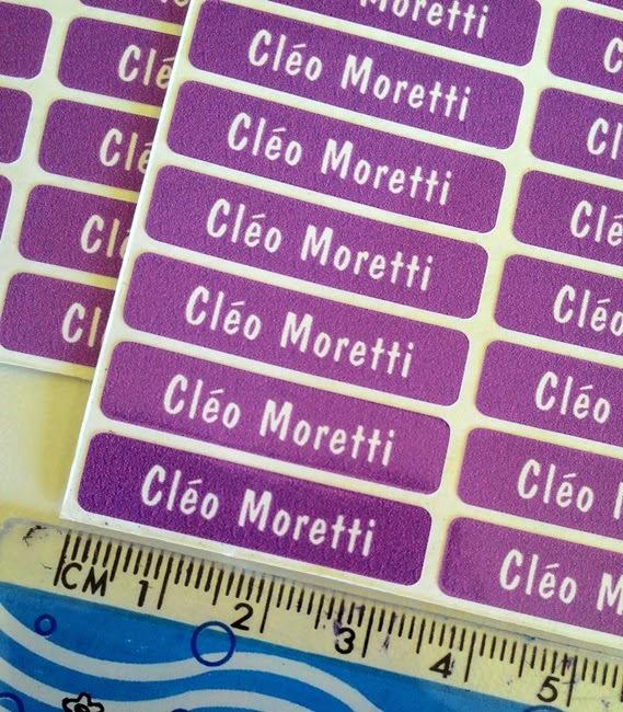 Etiquetas e Adesivos, Adesivos, Resultado, Parceria, Recebido, Resenha, Organização,