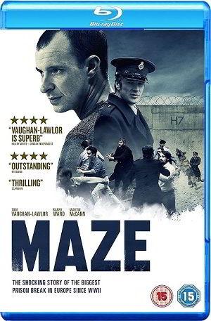 Maze 2017 BRRip BluRay 720p
