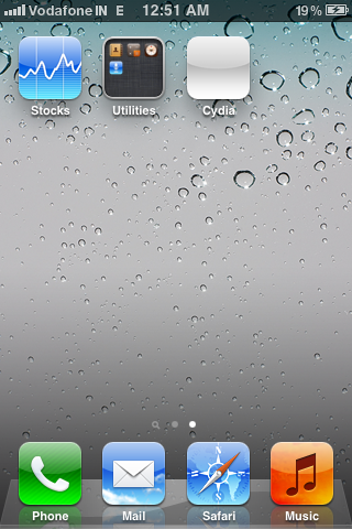 cydia white icon