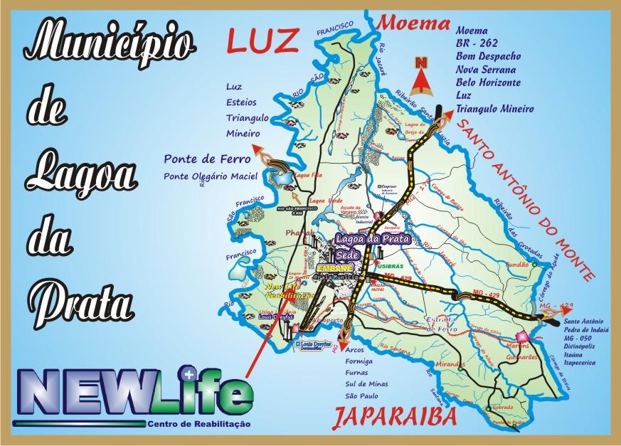 Município de Lagoa da Prata - Centro New Life