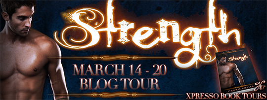 GIVEAWAY AND REVIEW: Strength by Carrie Butler