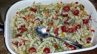 Cordier pasta salad