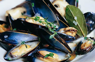 Moules Marinière French Recipes