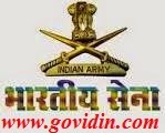Indian Army Soldier Bharti Open Recruitment Rally 17-04-2015 to 21-04-2015