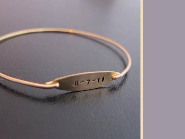 bracelet date