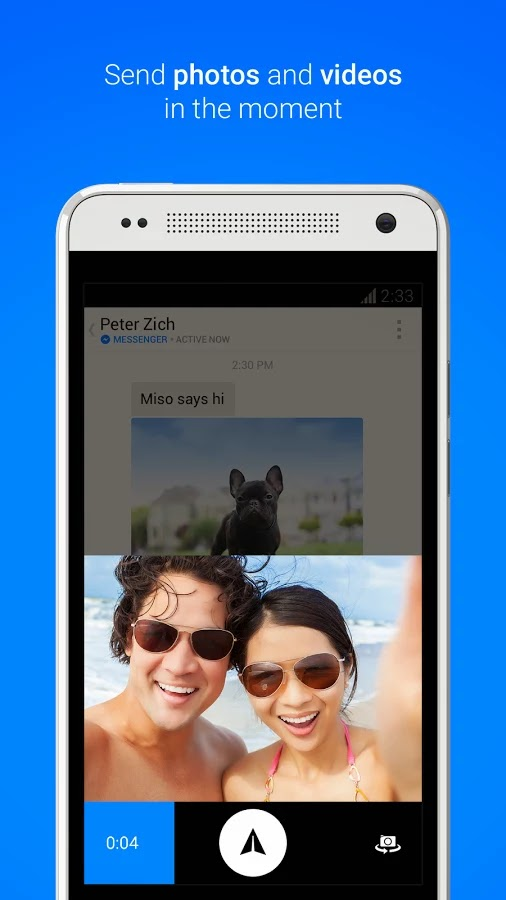 Facebook Messenger v25.0.0.16.14