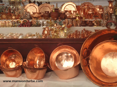 National Copper Fair in Santa Clara del Cobre