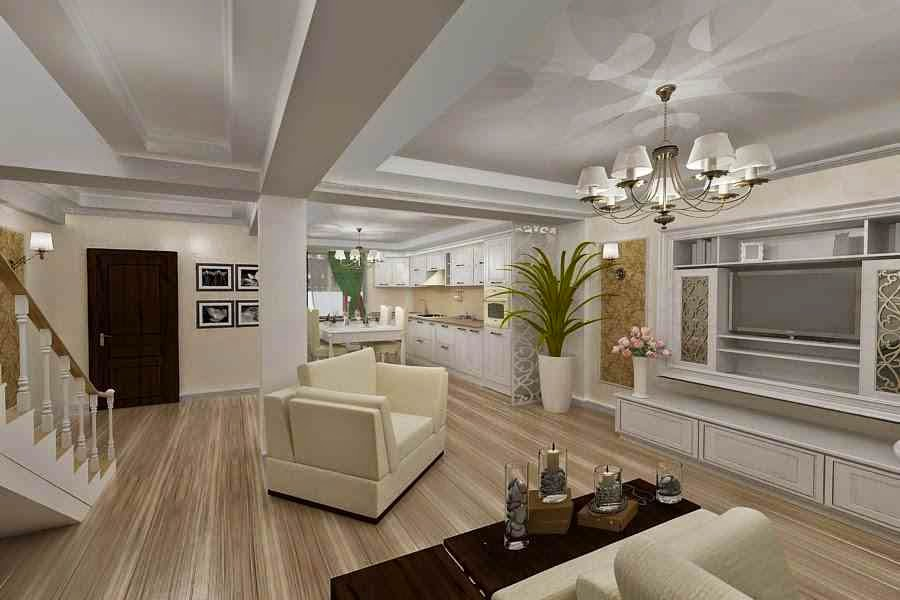 Design interior casa new clasic