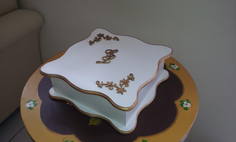 Adesivo De Guarda Roupa Infantil ~ Artesanatos Goi u00e2nia Mina das Artes Caixa em madeira Lembrança de casamento