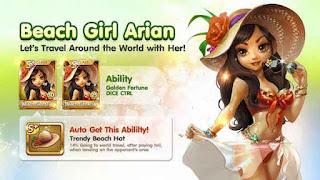 Ulasan dan Trik Event Get Rich 26 Juni 2015, Cara Mendapatkan Ariane S.