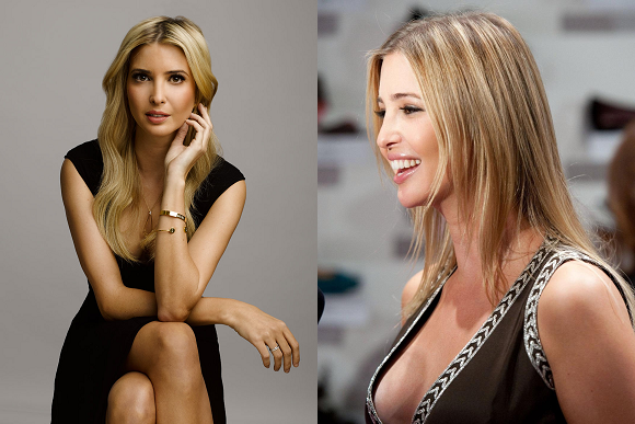 Ivanka Trumph Curvy Pics Daughter Of Donald Trumph US ...